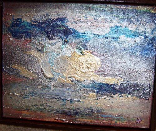 Mermaid - Oil on Canvas - 16 x 20