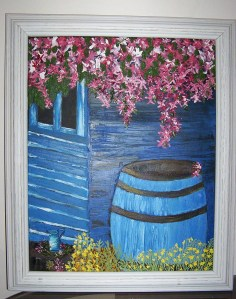 The Cottage Barrel - Beverlee Busch