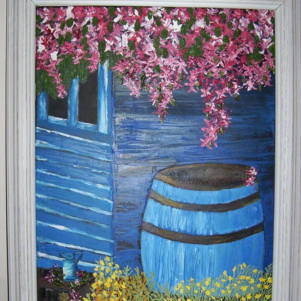 The Cottage Barrel - Beverlee Busch